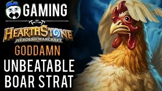 """""""Hearthstone: Heroes of Warcraft"""" MOCK GAMING [Gameplay, arena, trailer, tournament, review]"""