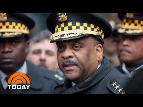 Chicago Police Chief Fired After 'Series Of Ethical Lapses' | TODAY