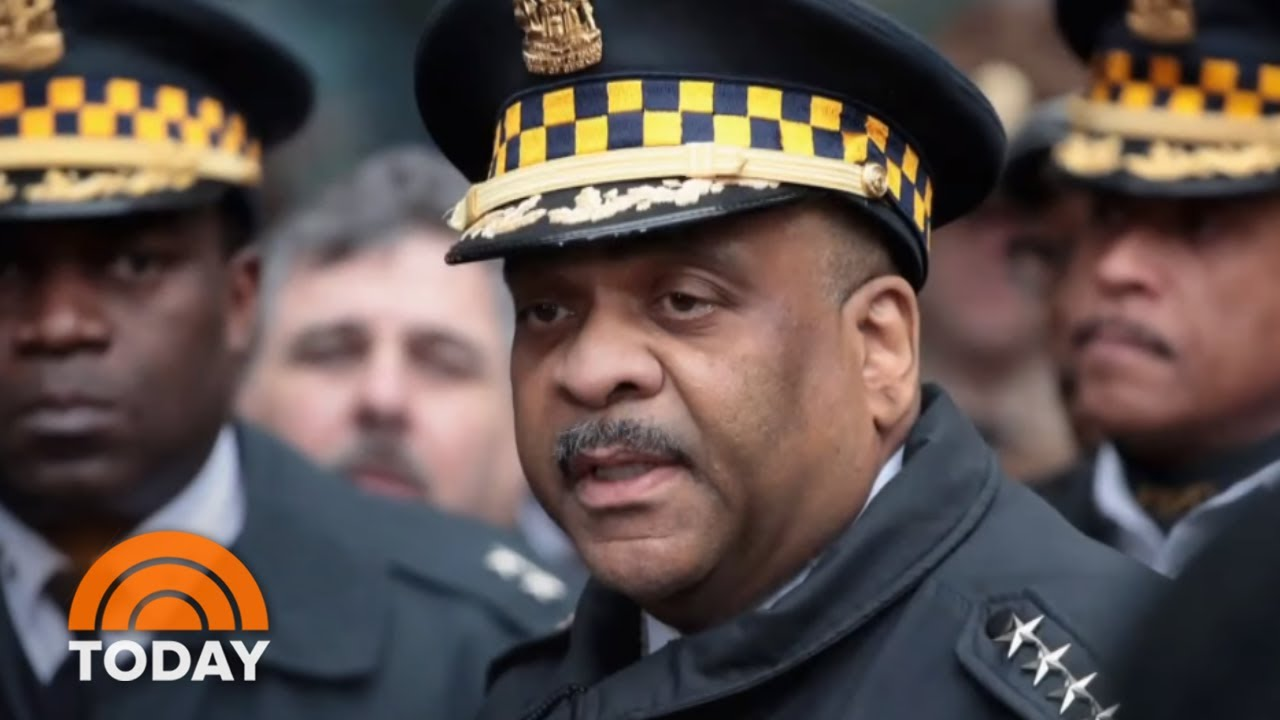 Chicago Police Chief FIRED After 'Series Of Ethical Lapses'