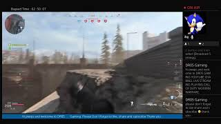 davereeves05's Live #DR05Gaming #PS4share #Call of Duty modern Warfare HTDM