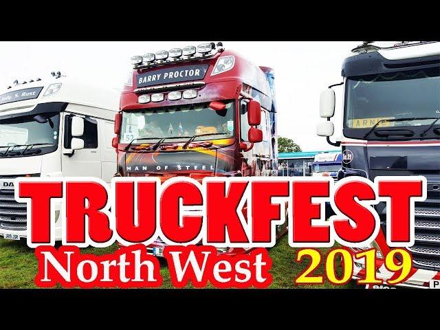 Truckfest North West 2019 British Trucking