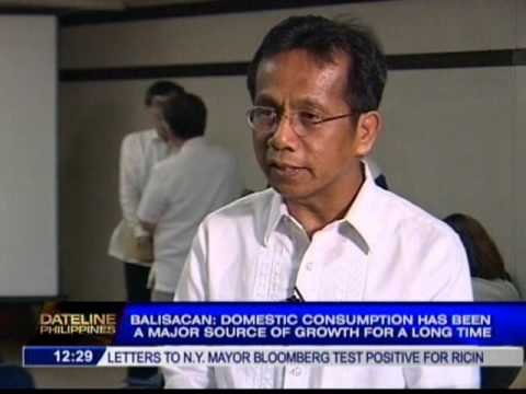 Balisacan: Growth in manufacturing is broad-based