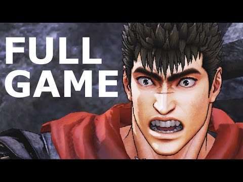 Berserk And The Band Of The Hawk - Full Game Walkthrough Gameplay & Ending (No Commentary Longplay)