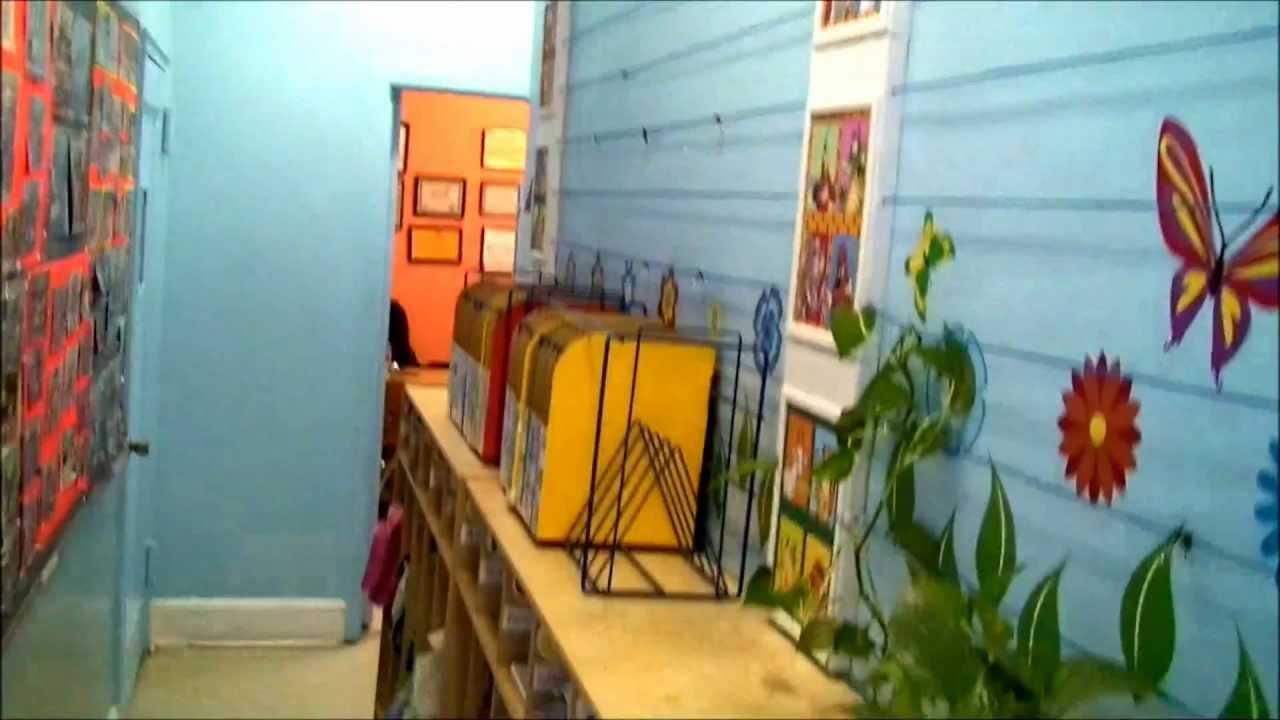 Оформление приемной комнаты для детского сада своими руками 90