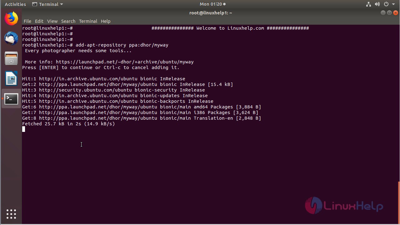 How to install RawTherapee 5 4 on Ubuntu 18 04 | LinuxHelp