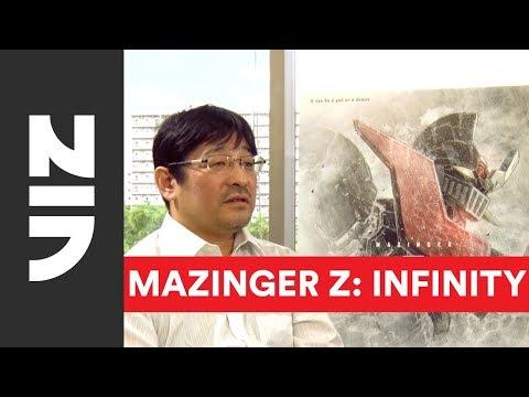 Mazinger Z: INFINITY - Interview With Junji Shimizu