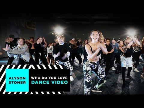 Alyson Stoner  Who Do You Love  Dance Video