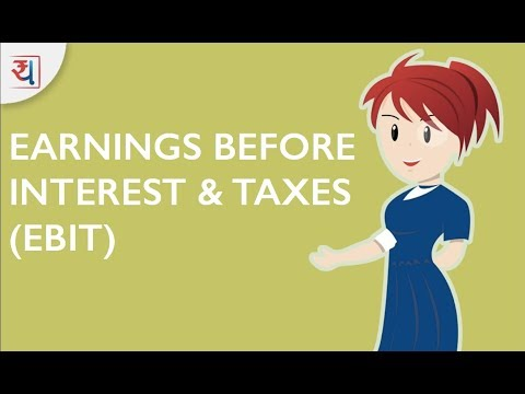 What is EBIT? | Earnings Before Interest & Taxes (EBIT) | EBIT or Earnings Before Interest & Taxes