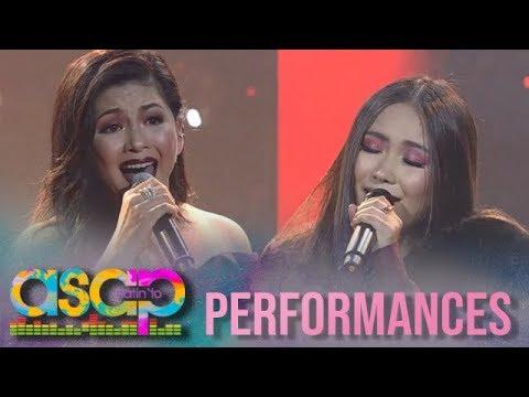 ASAP Natin 'To: Regine Velasquez and Yeng Constantino's heartfelt version of famous wedding songs