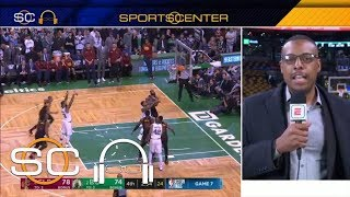 Paul Pierce: Game 7 loss to Cavaliers a 'learning experience' for young Celtics | SC with SVP | ESPN