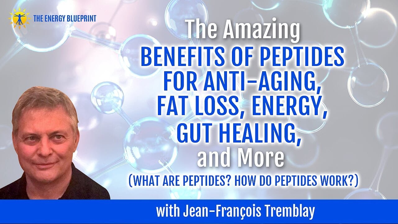 The Amazing Benefits of Peptides For Anti-Aging, Fat Loss