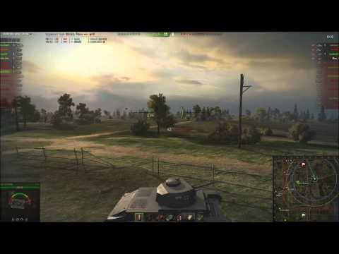 Gameplay World of Tanks Español - T15 agresivo   pasivo Primera parte