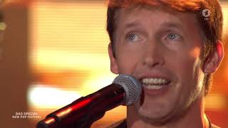 James Blunt - Cold (New Pop Festival - Das Special - 2019-09-20)