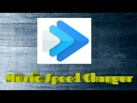 Music Speed Changer (Music Editor)