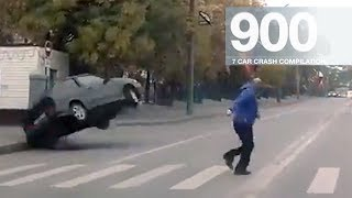 Car crash compilation 900 - jun 2017
