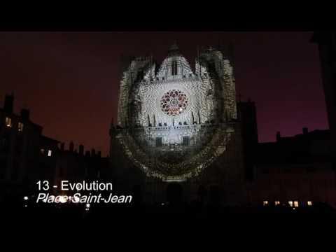 Fête des Lumières 2016 : les illuminations à ne pas manquer à Lyon