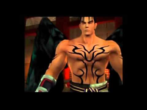 Tekken 4 Jin Ending + Tekken 5 intro (intersection)