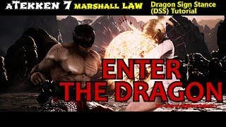 Enter the Dragon: Law Dragon Sign Stance (DSS) Tutorial [Tekken 7]