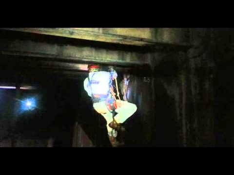 Rope Access Inspection In Cargo Oil Tank