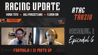 Racing Update, Episodul 6 - cu Florin Ion despre Formula 1 si Moto GP