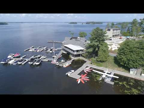 Taboo Resort, Muskoka Lake, Gravenhurst, Ontario, Canada