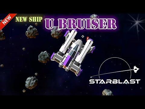 STARBLAST.IO 17, Finalizer's U-Series Mode (11 Aldetiatos New Ship U-Bruiser) By Thiện Vn