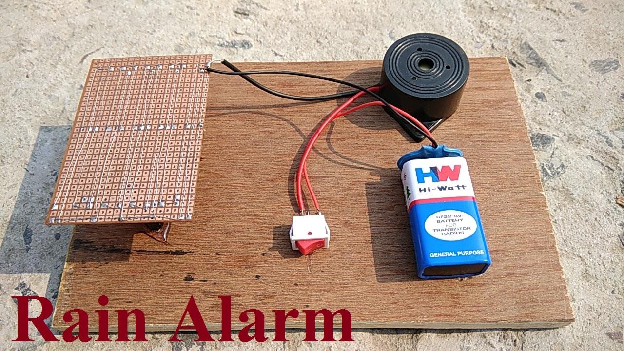 How To Build A Simple Shop Door Alarm