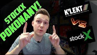 StockX POKONANY?! Klekt vs StockX!