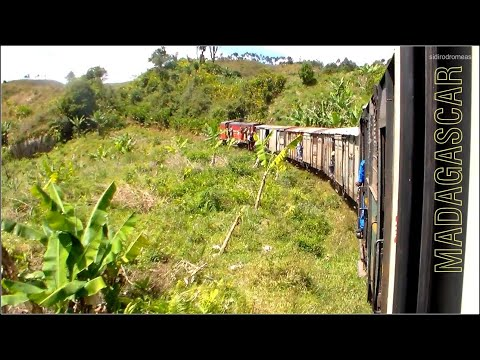 MADAGASCAR Trains, People and Jungles... Fianarantsoa - Manakara Railway Line