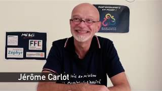 Interview Jérôme Carlot - Marseille, septembre 2018