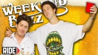 Dustin Dollin & Beagle: Bake & Destroy, Cat Power & Zombies! Weekend Buzz Ep. 38