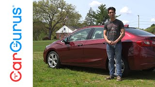 2016 Chevrolet Cruze | CarGurus Test Drive Review