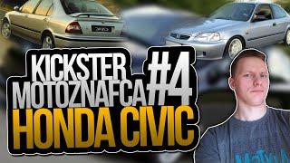 Honda Civic - Kickster MotoznaFca #4