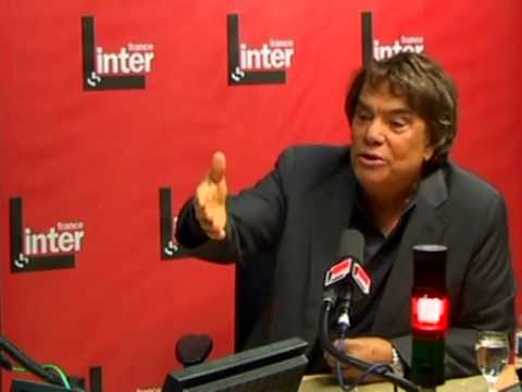 Bernard Tapie france inter
