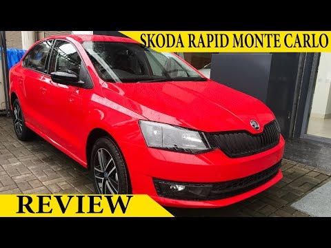 Skoda Rapid Monte Carlo 2017 India Review