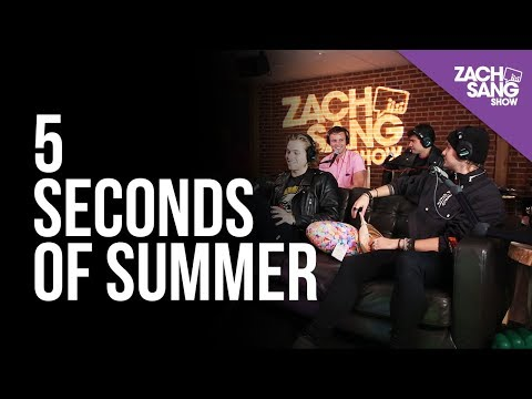 5 Seconds of Summer Talks Want You Back, New Sound & One Direction