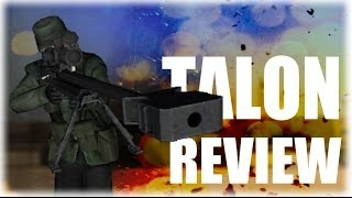 Red Crucible 2  : Talon Review