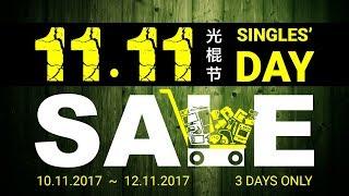 EMART JOHOR - Biggest SALE on 11.11 Singles' Day