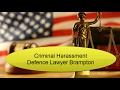 Criminal Harassment Defence Lawyer Brampton | Call (647-983-6720)