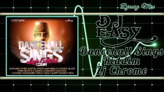 Download Dancehall Sings Riddim mix {Love & Roots Edition) FEB 2015 (Zj Chrome CR203 Productions) MP3 song and Music Video