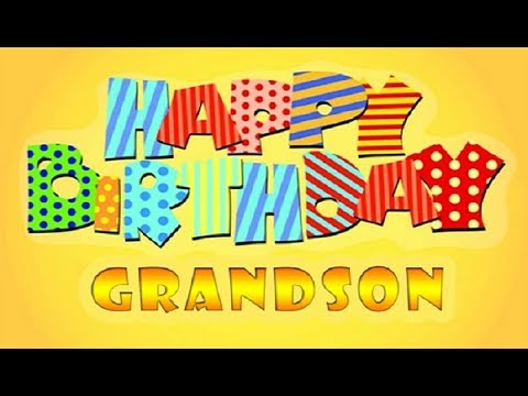 Permalink to Birthday Wishes For Lovely Grandson