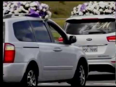 Sepultaron a Katty Velasco y Oscar Villacís asesinados en Colombia