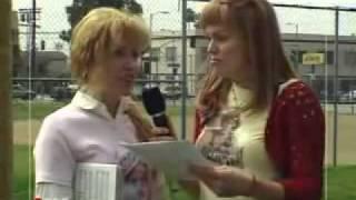 瘋電視 - 安潔拉的社會課報告影片 - 性生活活躍的國二生