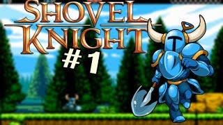 Shovel Knight #1 - Um tributo ao meu caro amigo
