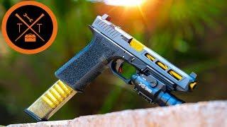 Affordable Custom Glock 34 Build... Polymer 80 Serialized Frame? thumbnail