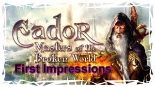 First Impressions || Eador, Masters of the Broken World (PC)