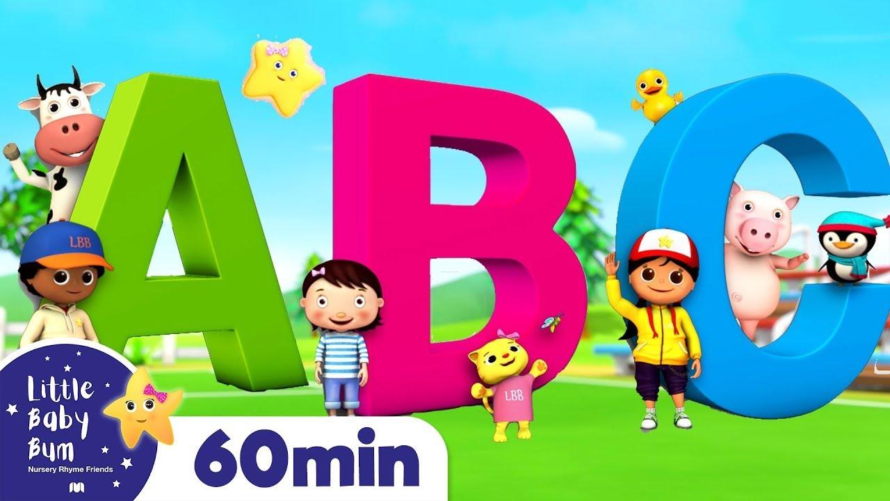 Learn ABC Phonics | Kids Songs & Nursery Rhymes | Little Baby Bum