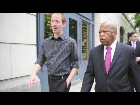 U.S. Rep. John  Lewis returns to Nashville Civil Rights sites
