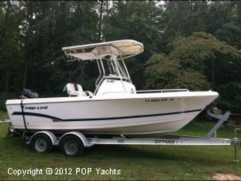 Proline Boats For Sale >> Sold Used 2008 Pro Line 20 Sport Cc In Richmond Virginia Youtube