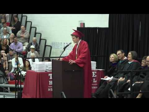Nathan Shirley, Tippecanoe High School Commencement Speech